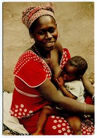 Gambia - Mother And Child - Woman - Femme - Gambie