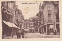 BÉTHUNE - PAS DE CALAIS  -  (62)  -  PEU COURANTE CPA ANIMÉE DE 1932. - Bethune