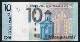BELARUS NLP 10 RUBLEI 2019 UNC. - Belarus