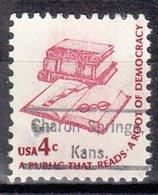 USA Precancel Vorausentwertung Preo, Locals Kansas, Sharon Springs 809 - Vereinigte Staaten