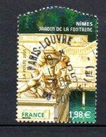 Timbre De France Oblitéré Issu Du Bloc N° 99 - Used