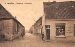 Rue Neuve - Nieuwstraat  - Alveringem - Alveringem