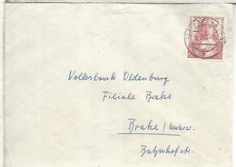 ALEMANIA PAPENBURG CC SELLO PAUL GERHARDT RELIGION MUSICA RELIGIOSA - Cristianismo