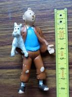 LADE 1 - TINTIN - KUIFJE - HERGE 1994 TL - PLASTOY - Tintin