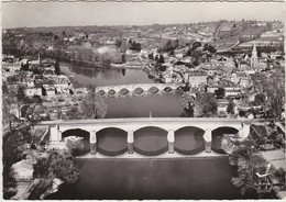 CONFOLENS Vue Panoramique Des Deux Ponts - Confolens