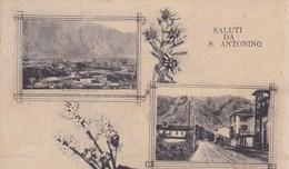 SALUTI DA S ANTONINO / CIRC 1917 - Autres Villes