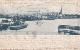 9 Cartes Etrangeres Vraiment à Voir Et Etudier(voir Des Rousseurs) (lot 205 ) - 5 - 99 Postkaarten