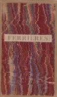 FERRIERES IZIER MY XHORIS FILOT Vers 1900 - Cartes Géographiques
