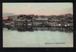 DE2540 - GREENLAND - KOLONIEN UMANAK - PANORAMA VIEW - Greenland