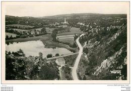 Photo Cpsm Cpm 22 SAINT-GILLES VIEUX MARCHE. Vallée De Poulancre Et Gorges Vers Saint-Gilles 1952 - Saint-Gilles-Vieux-Marché