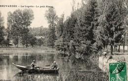 BEUVARDES ( 02 )  - La Logette - Andere Gemeenten