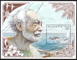 Niuafo`ou MiNr. Bl. 10 ** Walfang - Briefmarken