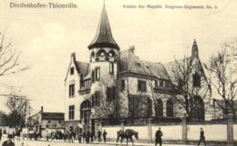 57 - Moselle - Thionville - Régiments Des Dragons N°6 - C 8630 - Thionville