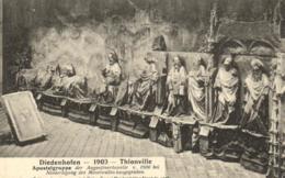 57 - Moselle - Thionville - Diedenhofen - Groupe D'Apotres Chapelle Auguste - C 8650 - Thionville
