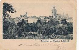 CPA - Belgique -Souvenir De Braine L'Alleud - Eigenbrakel