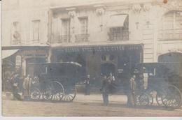 """PARIS ( .rue Lafayette Maison Speciale Du Cafe  """" ) - Photos"""