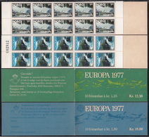 NORWAY  Michel  742/43   BOOKLET  ** MNH - Neufs