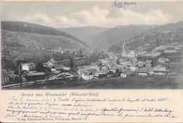 Gruss  Aus Stossweier (Münsterthal) - Munster
