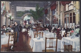 CPA -  TUNIS (Tunisie) - Salle De Restaurant Du TUNISIA PALACE HOTEL - Tunisie