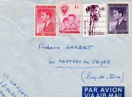 L- VIET-NAM- ( T.O.E ) - Storia Postale