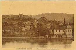 CPA - Belgique - Godinne-sur-Meuse - L'Eglise Et L'ancienne Seigneurerie - Yvoir
