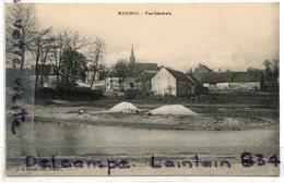 - MAILHAC - ( Hte-Vienne ), Vue Générale, Coins Impeccables, épaisse, Graviére ?, Non écrite, TTBE, Scans. - France