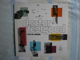DOCTOR FEELGOOD - Live In London - LP - Rock