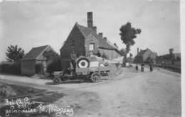 Wielsbeke Ooigem Bei Oyghem Gelandeter Fd. Flugzeug Armstrong Whitworth F.K.3 Feldflieger Abteilung 6 WOI  1914  L485 - Oorlog 1914-18