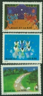 BRAZIL #2117-9   CHRISTMAS - NÖEL - NAVIDAD  - 1987 - MINT - Brazil