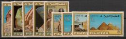 Fujeira - 1966 - N°Mi. 49 à 57 - Egyptologie - Neuf Luxe ** / MNH / Postfrisch - Fudschaira