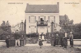 Grobbendonck - Huis De La Montagne - Très Belle Carte Animée  - état Voir Scan. - Grobbendonk
