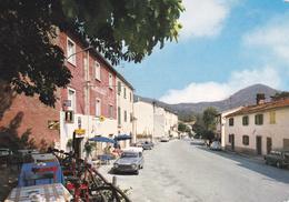 LA TRAVERSA - FIRENZUOLA - SALE E TABACCHI - INSEGNA PUBBLICITARIA BIRRA WUHRER - LAVAZZA - AUTO - FERMATA SITA - 1974 - Firenze (Florence)
