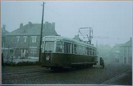 Jumet Tram Ligne 66 (Reproduction - Photo) - Charleroi