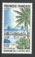 "Polynésie Aerien YT 169 (PA) "" Semaine De L'Outre-Mer "" 1982 Neuf** - Unused Stamps"