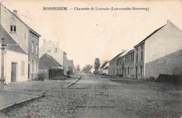 Chaussée De Louvain Nossegem - Zaventem