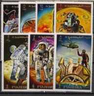 Fujeira - 1970 - N°Mi. 449 à 455 - Apollo 12 - Neuf Luxe ** / MNH / Postfrisch - Espacio