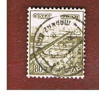 EGITTO (EGYPT) - SG 1346a  - 1982  DEFINITIVES: 6 OCTOBER BRIDGE 80   - USED ° - Usati