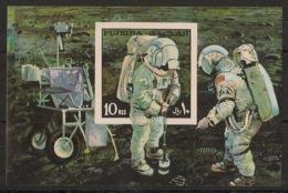 Fujeira - 1971 - N°Mi. Bloc 48B - Apollo 14 - Non Dentelé / Imperf. - Neuf Luxe ** / MNH / Postfrisch - Asien