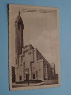 Eglise Saint Jean-Baptiste Kerk ( Novelty ) Anno 19?? ( Voir / Zie Photo ) ! - Molenbeek-St-Jean - St-Jans-Molenbeek