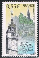 FRANCE : N° 4196 Oblitéré (Beffroi D'Evreux) - PRIX FIXE - - Frankreich