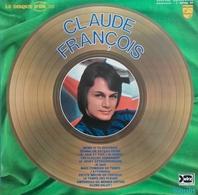 """Claude François  """"  Le Disque D'or  """" - Spezialformate"""