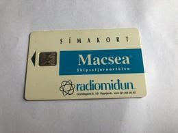 Iceland - Nice Chip Card - Iceland