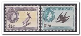 Britse Maagdeneilanden 1956, Postfris MNH, Birds - Britse Maagdeneilanden