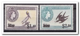Britse Maagdeneilanden 1962, Postfris MNH, Birds - Britse Maagdeneilanden