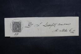 ROUMANIE - Entier Postal ( Bande Journal ) De Bucarest - L 38340 - Entiers Postaux