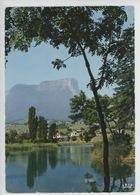 Challes Les Eaux : Le Lac Saint André Et Le Granier (cp N)1624) - Frankreich