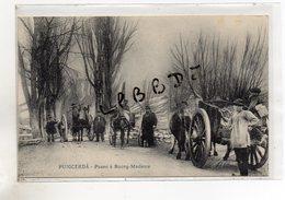 CPA - 66 - BOURG MADAME - PUIGCERDA - Paseo à BOURG MADAME - Attelages Belle Animation - Autres Communes