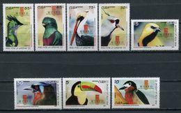 Cuba 2011 / Birds MNH Aves Vögel Oiseaux / Cu5025  40-58 - Oiseaux