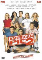 """DVD J. B. Rogers  """"  Amercian Pie 2  """" - DVD"""