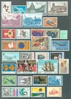BELGIUM - 1973 - MNH/***LUXE -  JAAR ANNEE YEAR 1973  WITH BOOKLETS - QUOTATION 34.45 EUR - Lot 20120 - Años Completos